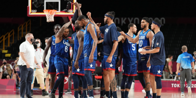 Pump the brakes: Team USA can recover from loss to France