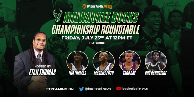 Roundtable: Former Milwaukee Bucks players discuss championship