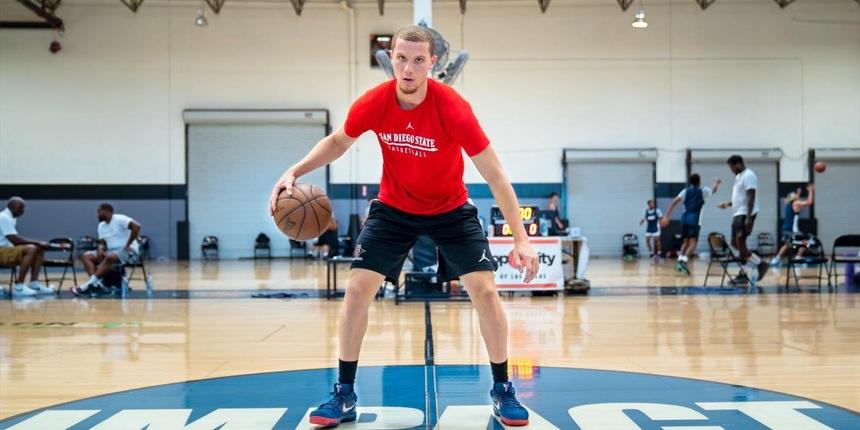 NBA draft prospect Malachi Flynn Q&A: 'My long-term goal is to be an All-Star'