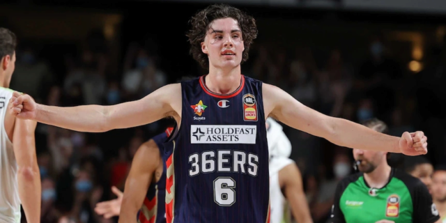In the blink of an eye, Josh Giddey ascended to top NBA Draft prospect