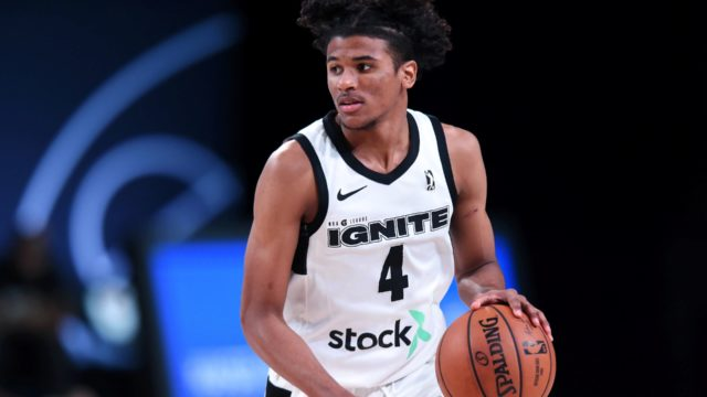 Jalen Green already setting sights on NBA Rookie of the Year