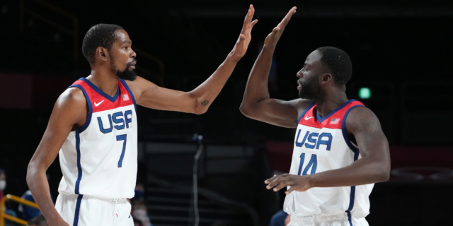 The Bounceback: How Team USA revived its offense vs. Iran