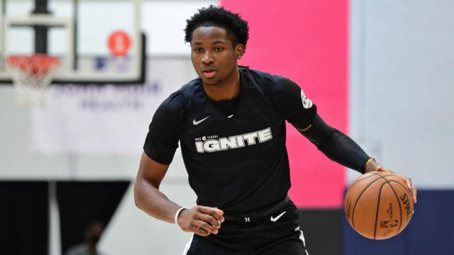 2021 NBA Draft: Warriors pick Jonathan Kuminga No. 7