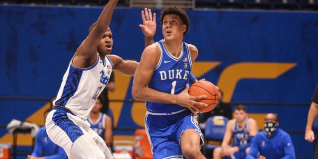 2021 NBA Draft: Hawks pick Jalen Johnson No. 20