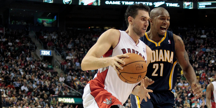 West: Bargnani, Bosh would 'blow this NBA out of the water'