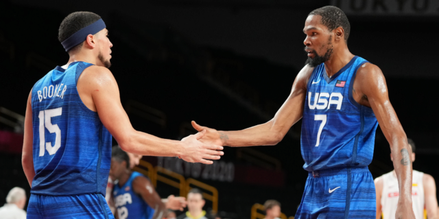 U.S. men's national team to face tough Australian club in Olympic semifinals