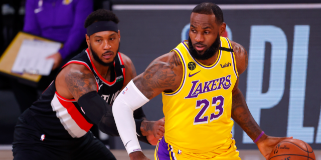 Lakers agree to free-agent deals with Carmelo Anthony, Malik Monk