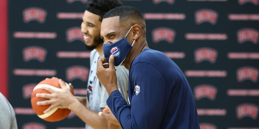 Grant Hill shares widespread excitement surrounding USA Basketball