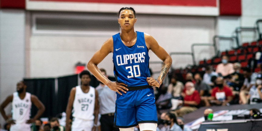Brandon Boston Jr. determined to validate Clippers' trust in him