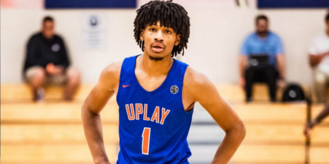 Top-ranked 2022 prospect Shaedon Sharpe commits to Kentucky Wildcats