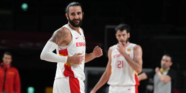 Ricky Rubio will demand the best out of young Cavs, himself