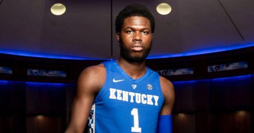 5-star 2022 high school recruit Chris Livingston commits to Kentucky
