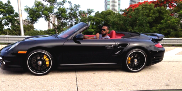Which NBA players have the most valuable car collection?