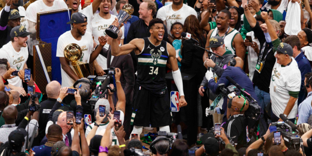 Bucks, Giannis prepared to continue their reign of terror on NBA