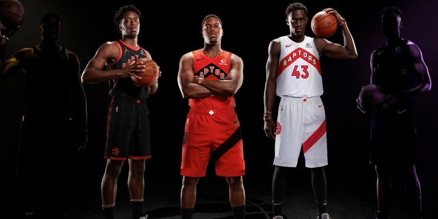 Dishes and Dimes: Raptors' new uniforms, teams to watch in 2021