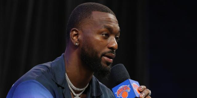 Finally home, Kemba Walker hopes to turn back clock with Knicks