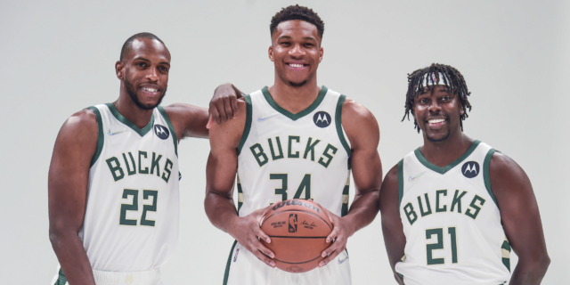 Bucks may be first defending NBA champion to fly under the radar