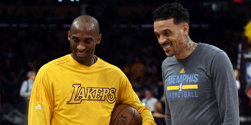 Matt Barnes reveals what led to his infamous ball fake at Kobe Bryant