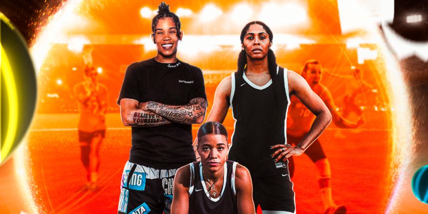 Athletes Unlimited starts women's pro basketball league