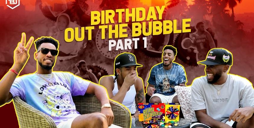 Life Outside the NBA Vlog: Troy Brown Jr. celebrates 21st birthday