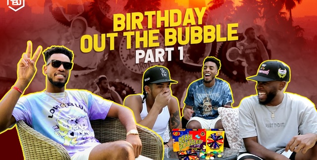 Life Outside the NBA Vlog: Troy Brown Jr. celebrates 21st birthday