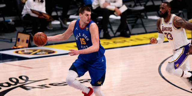 2021-22 NBA Fantasy Basketball Rankings: 10 tiers for each position