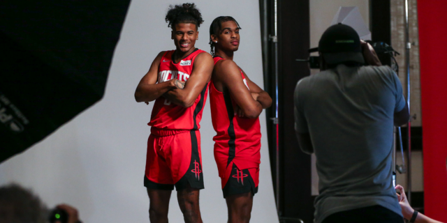 Youth is served: Rockets to rely on 4 teen first-round picks