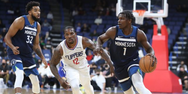 Emerging Edwards gives Towns, T-wolves infusion of optimism