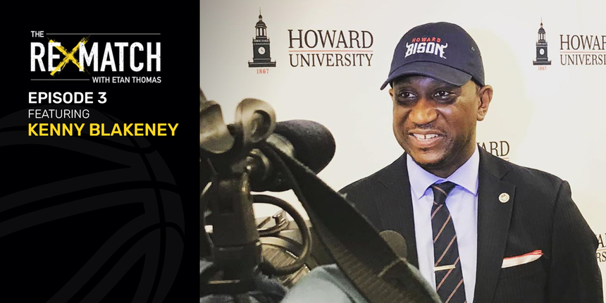 Howard's Kenny Blakeney on top recruits joining HBCUs, his career, more