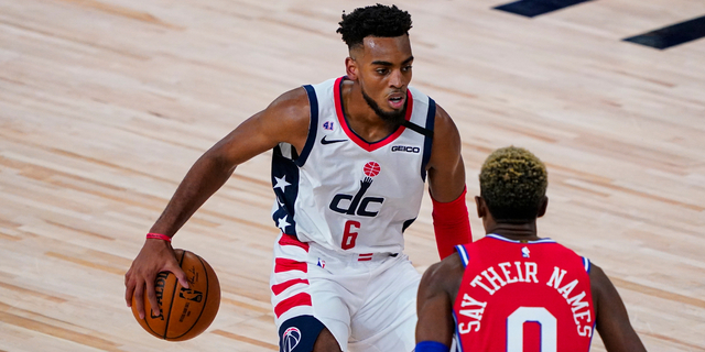 Troy Brown Jr. and Wizards poised to 'make a huge jump' next year