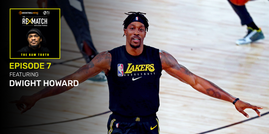Dwight Howard on winning title with Lakers, free agency, Shaq's comments