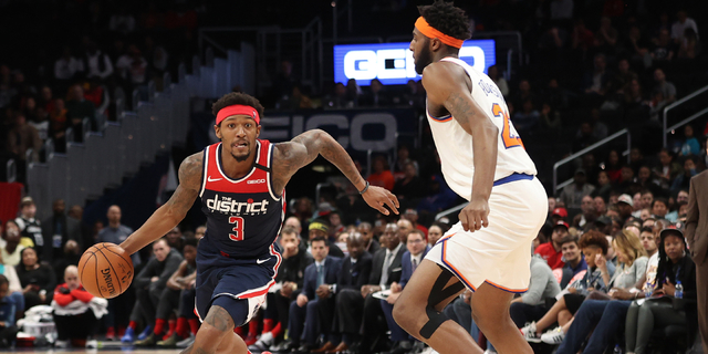 Wizards GM says Bradley Beal 'isn't going anywhere'