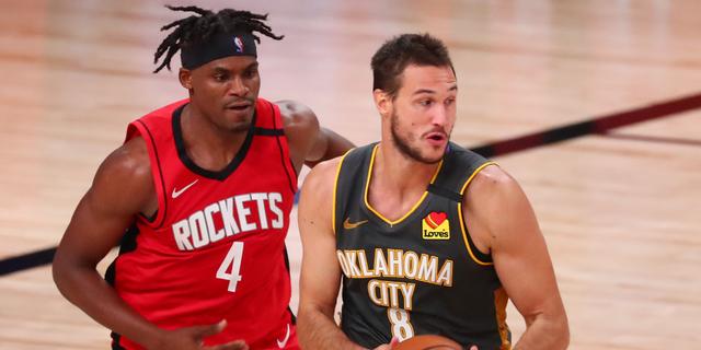 Mavs, Thunder discussing trade for Gallinari and No. 18 pick