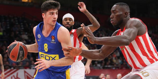 2020 NBA Draft: Wizards pick Deni Avdija No. 9