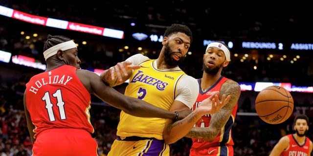 Anthony Davis, Brandon Ingram among expected max contracts
