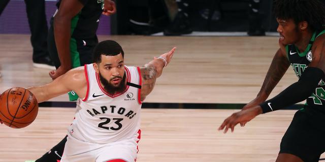 Fred VanVleet agrees to 4-year, $85 million Raptors return