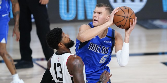Kristaps Porzingis ruled out for rest of series