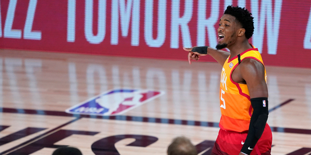 Donovan Mitchell agrees to max rookie extension with Jazz