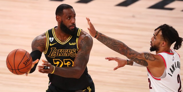 LeBron James' greatness extends beyond the court