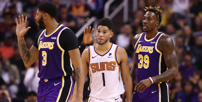 Did the Lakers scare the NBA away from small ball?